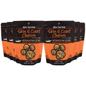 Picture of FTO Skin  Coat Chews for Dogs - 6 Pack
